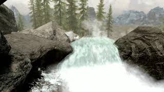 Skyrim Mods: Realistic Waterfall Sounds (PS4/XBOX1)