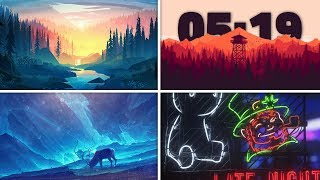 Top Best 100+ Minimal Live Wallpapers ─ Wallpaper Engine