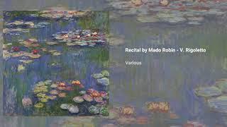 Mado Robin Recital
