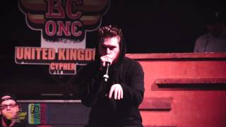 Reeps One | Red Bull BC One 2015 UK Cypher | FSTV