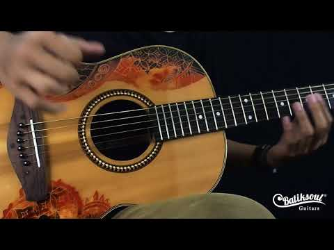 Boutique Guitars - Batiksoul Parlor Exclusive Series With Indonesian Fingerstyle [ Full Version ]