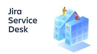 Jira Service Desk-video