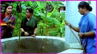 Emotional Scene In Middle Class Family - In Samsaram Oka Chadarangam Movie