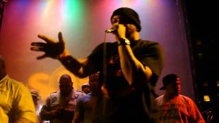 Da Circle feat. Immortal Technique- NAPALM live @ S.O.B.'s NYC
