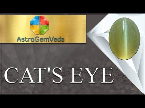 CAT'S EYE L Benefits & Procedure To Wear CAT'S EYE | ASTROGEMVEDA.COM