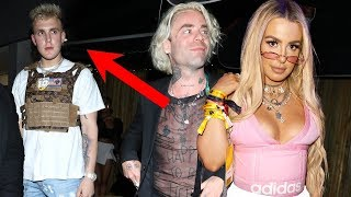 Tana Mongeau Caught With Bella Thorne's Ex Without Jake Paul!