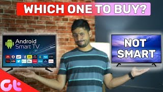 Smart TV vs Non Smart TV | Which One Should You Buy?