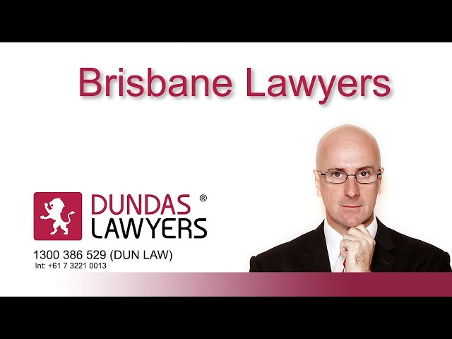 Brisbane Lawyers – Dundas Lawyers