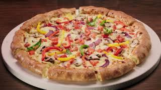 PIZZA HUT | STUFFED CRUST | Two Deeelicious New Crusts