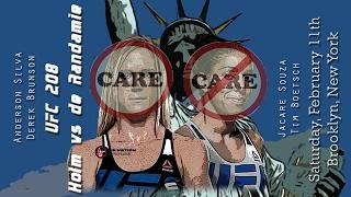 UFC 208: Holm vs de Randamie Care/Don