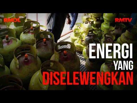 Energi yang Diselewengkan