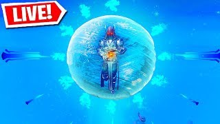 🔴 FORTNITE ICE SPHERE EVENT RIGHT NOW AT POLAR PEAK! (Fortnite Battle Royale LIVE Event)