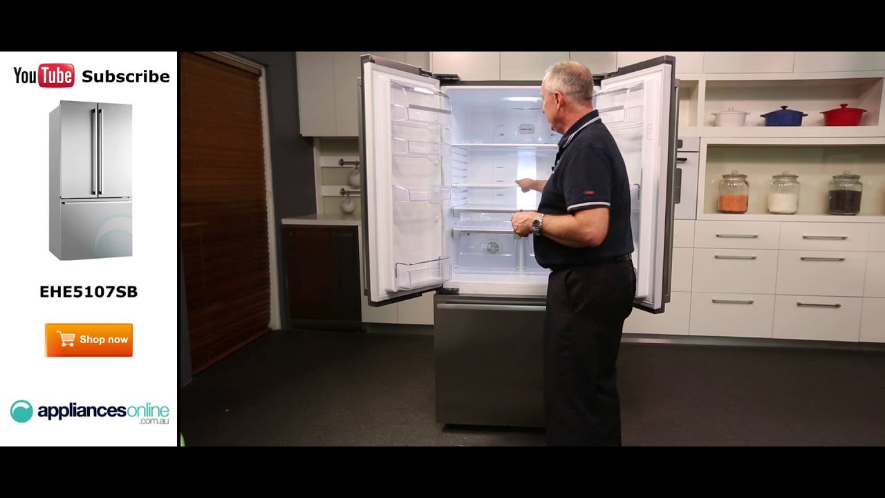 electrolux ehe5107sb 510l french door fridge this product is not available