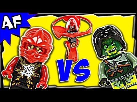 Vidéo LEGO Ninjago 70739 : Airjitzu de Kai