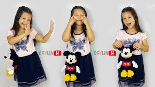 Ceylin-H | Alfabe Tekerlemesi Kamera Arkası - Nursery Rhymes & Super Simple Educational Kids Songs