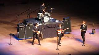 1964 ~ The Tribute - Four-Song Beatles Medley - LIVE @ Red Rocks Amphitheatre 8-24-2018