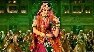 Ghoomar | Song| Padmavati | Dance | bollywood | Lyrics