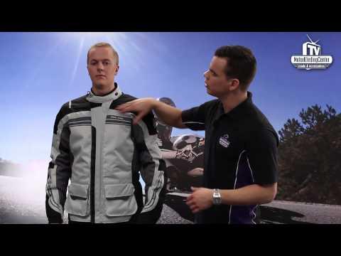 Richa Phantom Motorjas Review - MotorKledingCenterTV
