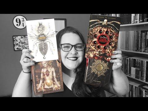 A Sombria Mente de Clive Barker | Hellraiser + Candyman + Livros de Sangue | Li num Livro
