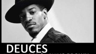 Deuces - Chris Brown [Remix] Andre 3000 Verse
