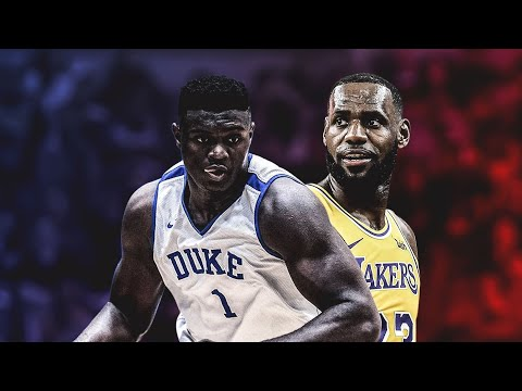 """LeBron James Playing The """"RACE CARD"""" To Sign Zion Williamson To KLUTCH SPORTS?!!"""