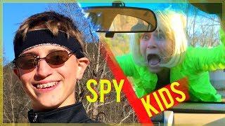 SPY KIDS! - its just luke
