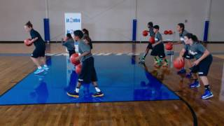 Stationary In & Out Drill