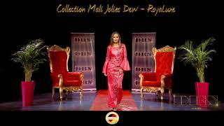"10 Ans de Dbn Bazin collection ""MJD Mali jolies dew Royaluxe"""