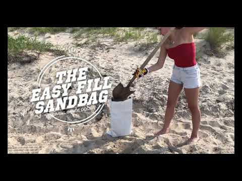Sandbags – Easy Fill