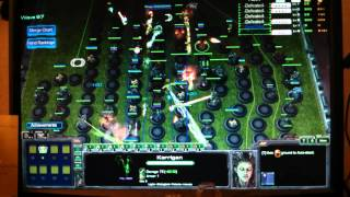 Starcraft 2 Arcade Game - Poker Defense - My Ideal Perfect Route Setup