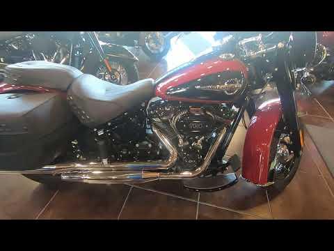 2020 Harley Davidson Softail Heritage Classic 114 FLHCS