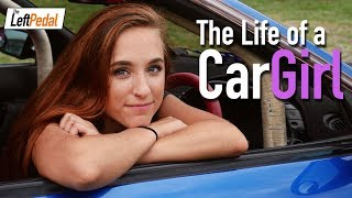 Being A Girl In The Car Scene