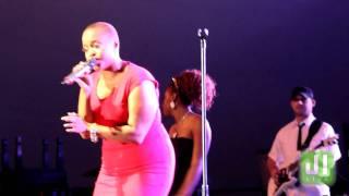 Chrisette Michele Blame It On Me- Richmond Jazz Festival 2011