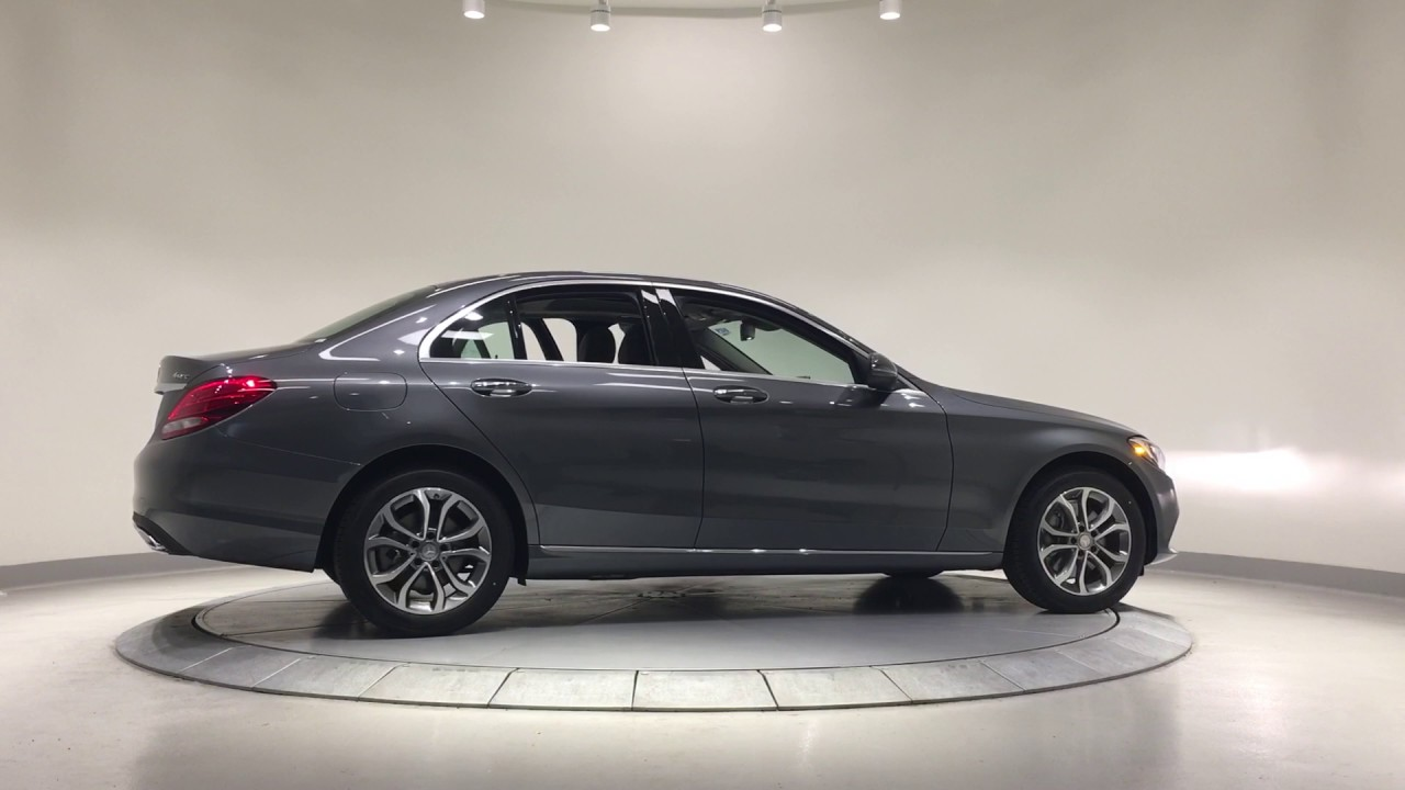 New 2017 Mercedes-Benz C-Class C300