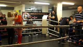 Supremacy Amateur League I -  Nathalie Andersson vs Dalia Ali
