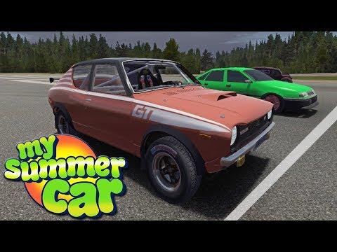 WYŚCIGI NA LOTNISKU - My Summer Car #125