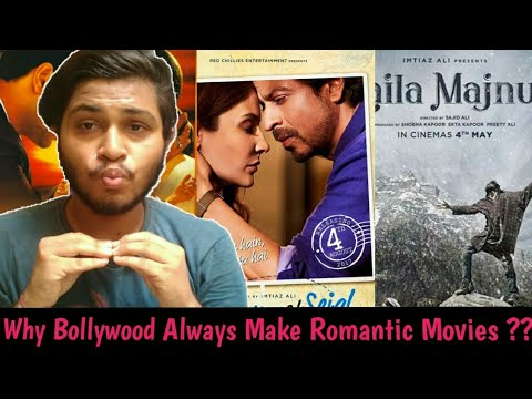 Why Bollywood Always Make Romantic Movies | Laila Majnu Trailer Review |
