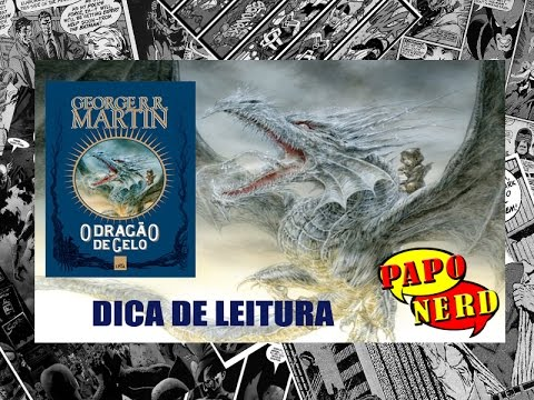 Dica de Leitura: O Dragão de Gelo   #PN.40