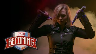 Black Widow | Marvel Becoming