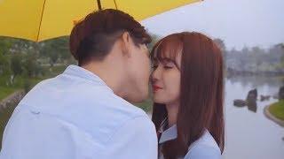 Thánh nữ Jang Mi bật mí về nụ hôn với 'bạn trai' Hòa Minzy trong MV Rời bỏ