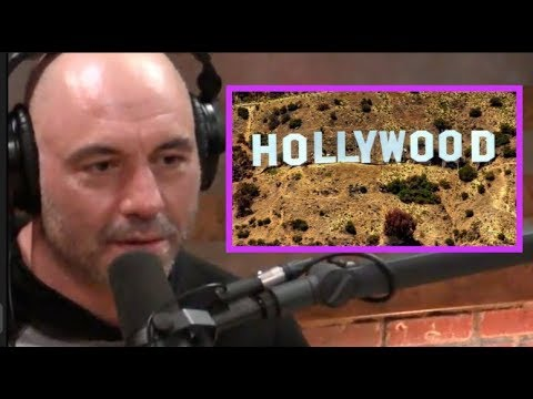 Joe Rogan - Hollywood is Hypocritical About Gun Control
