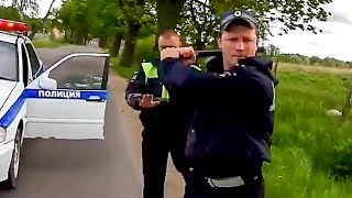 POLICE vs. BIKERS   COOL & ANGRY COPS    [Episode 59]