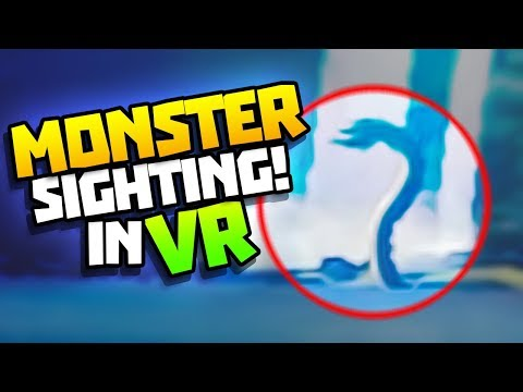 MONSTER FOUND IN THE LAKE! - Catch & Release Gameplay - VR Oculus Rift Gameplay (Catch and Release)