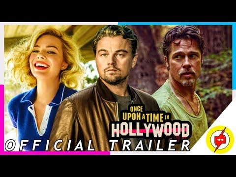 Once Upon A Time In Hollywood 2019 | Official Teaser Trailer | Leonardo Dicaprio , Quentin Tarantino