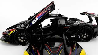 Almost Real McLaren P1 GTR James Hunt 40th Anniversary