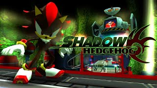Shadow the Hedgehog - Iron Jungle (Dark) - Japanese [4K HD 60FPS]