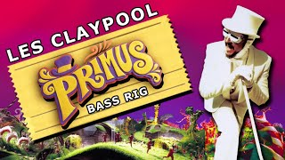 """Les Claypool Bass Rig - Primus  """"Know Your Bass Player"""" (1/2)"""