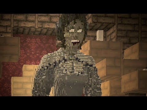 Minecraft Roleplay Horror Map: LATE!