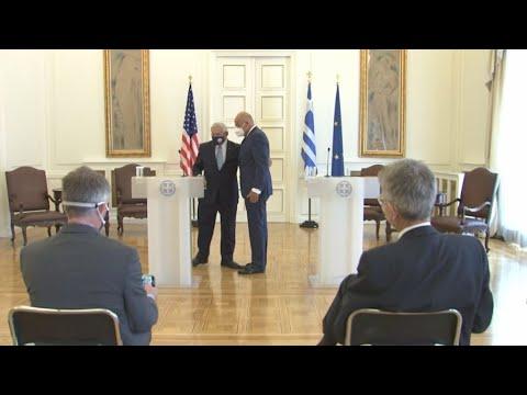 Ν. Δένδιας: Διανύουμε το καλύτερο επίπεδο σχέσεων Ελλάδας-ΗΠΑ