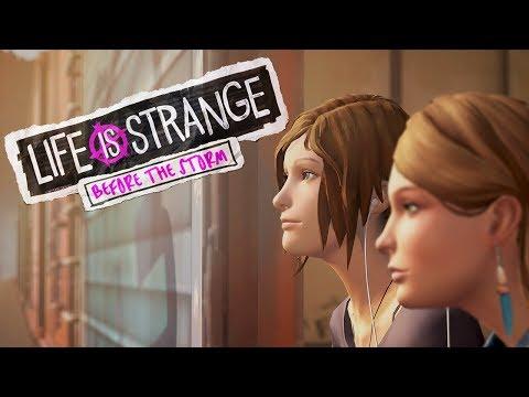Life Is Strange: Before The Storm #6 - Dawna Chloe    Episode 2: Brave New World